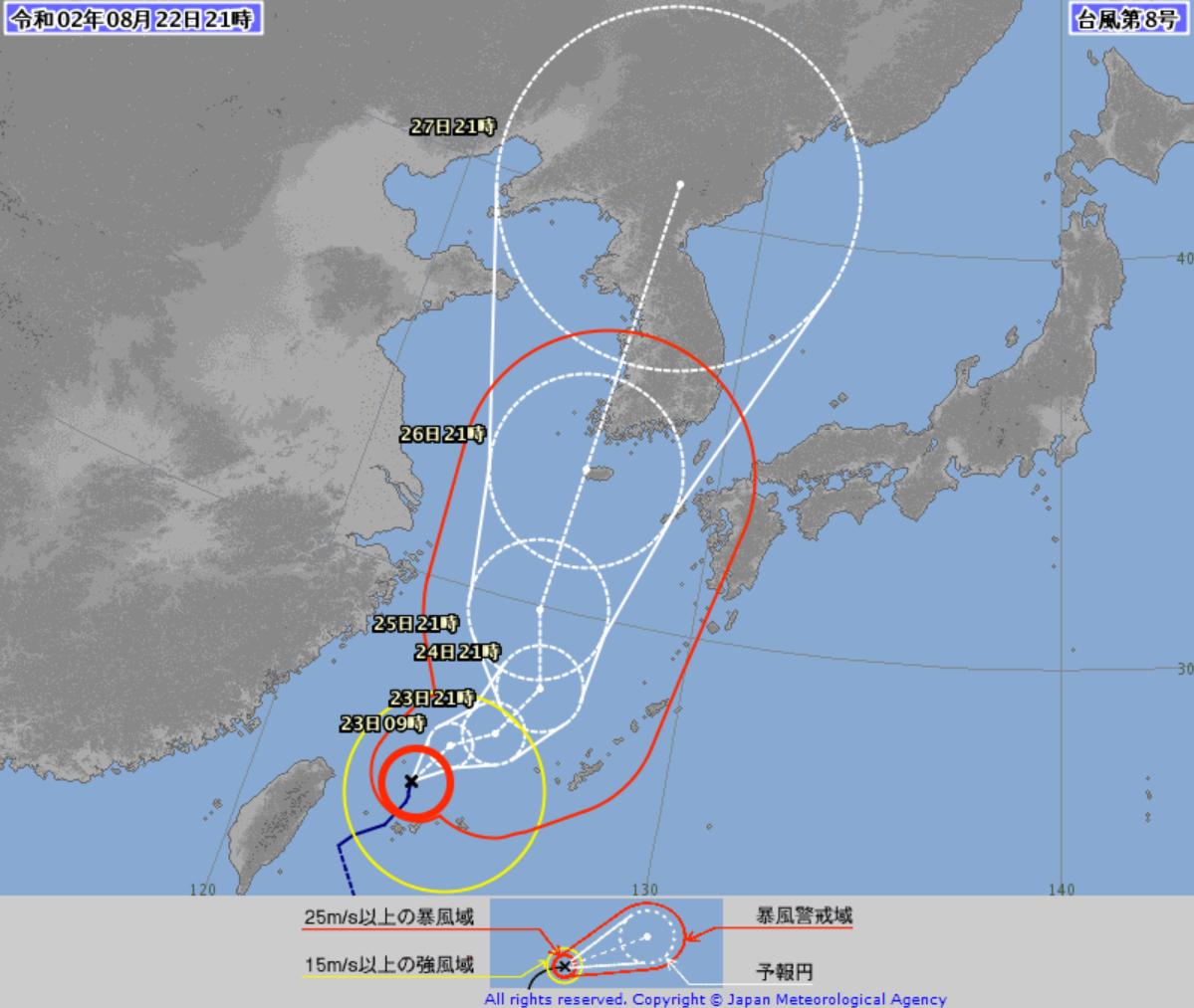 日本人對颱風的命名方式跟別國都不一樣?